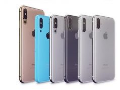 Next generation of iPhones to feature three cameras