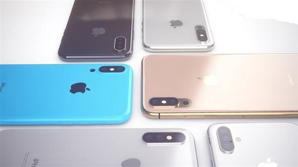 three camera in next generation iPhone