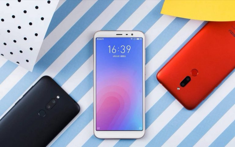 Meizu Charm Blue 6T is another budget smartphone by Meizu