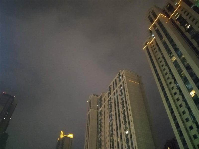 Xiaomi Redmi 6 Pro Night Sample photo