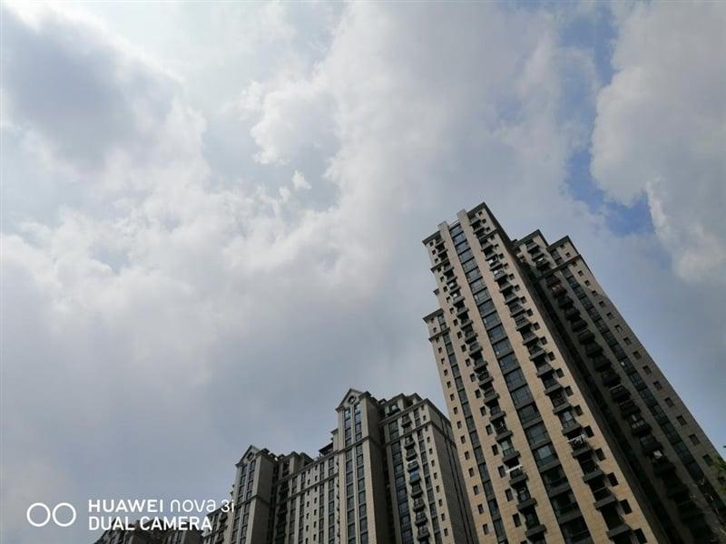 Huawei Nova 3i Low Light Photo