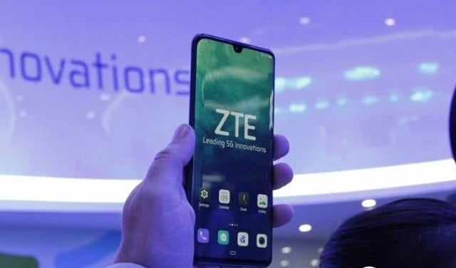 ZTE Axon 10 Pro bags the title of best 5G mobile phone